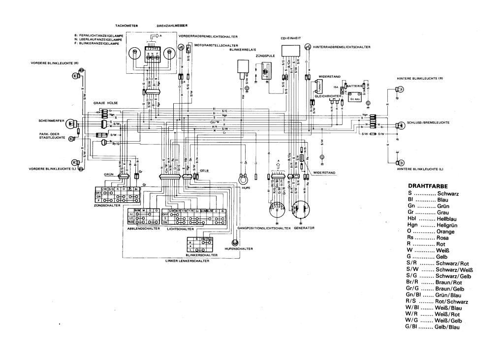 Sv650 Wiring Schematic